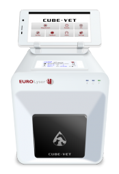 EuroLyser CUBE-VET instrument